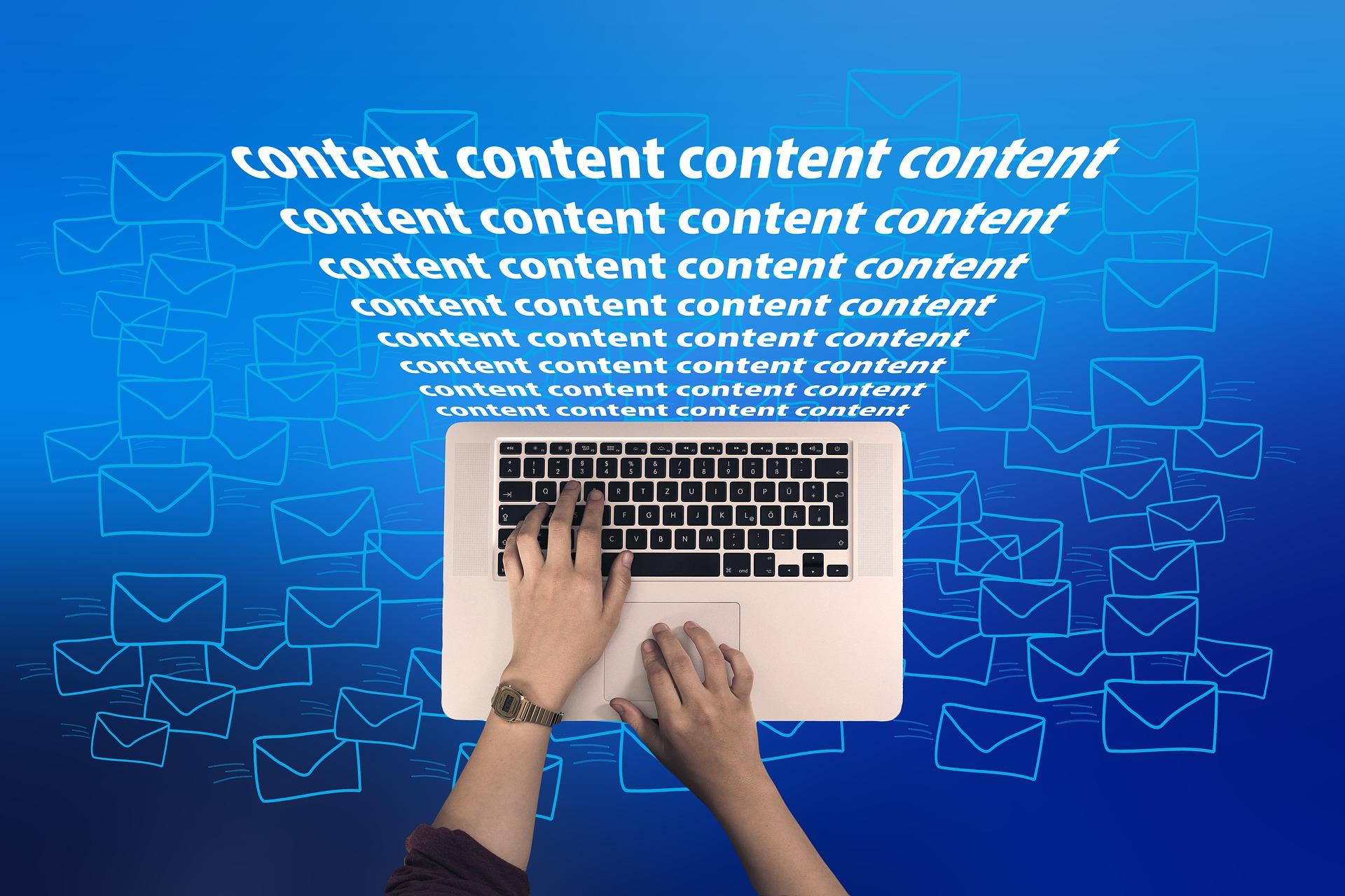 ホームページ 反響のあるコンテンツ作りのヒント